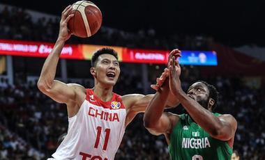 籃球世界杯向世界展示多彩中國