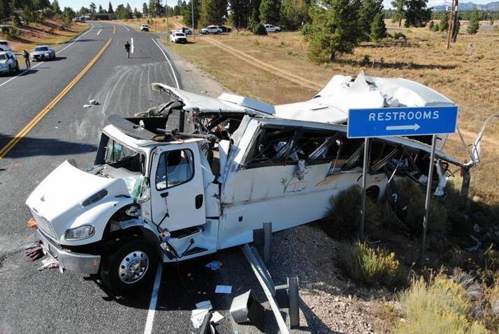 美國猶他州車禍造成多名中國公民傷亡 當地政府徵集中文志願者幫助
