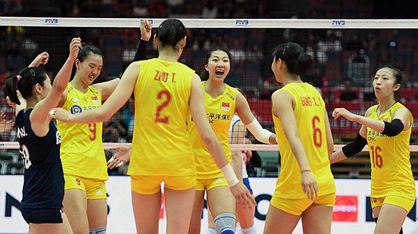 中國女排十冠王回眸,新時代踏上新徵程
