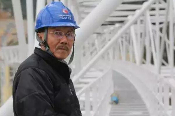 """南仁東獲""""人民科學家""""國家榮譽稱號在吉林省引起強烈反響"""