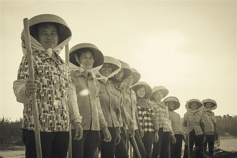 28年、338萬株、1.88萬畝,昌江有一群女人在造林