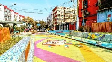 首個小學生設計的街區真打眼