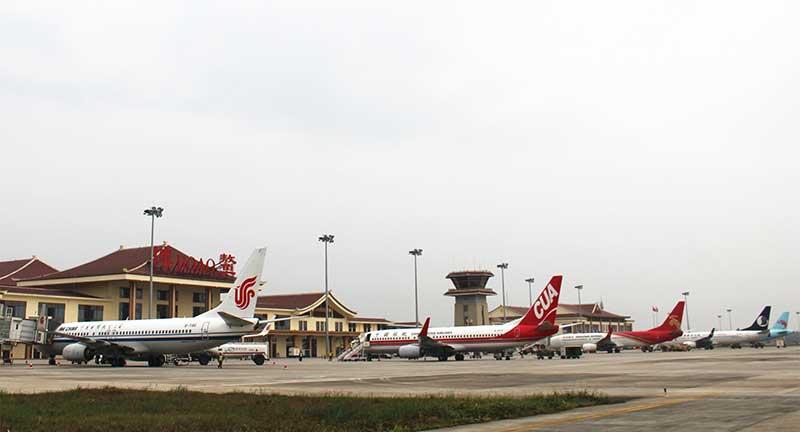 瓊海博鰲機場10月27日起執行冬春換季航班計劃