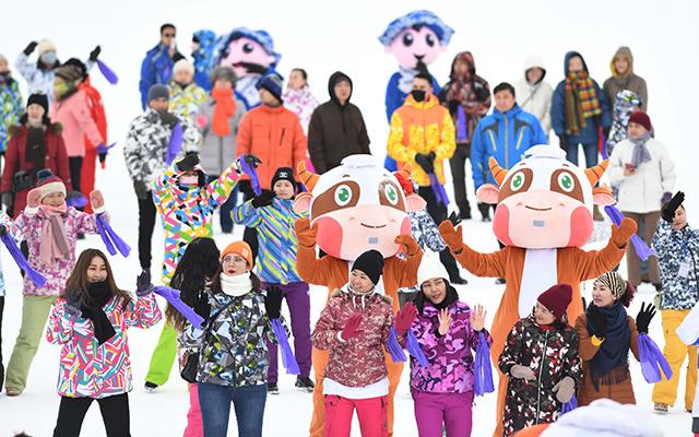 新疆冬博會在阿勒泰開幕