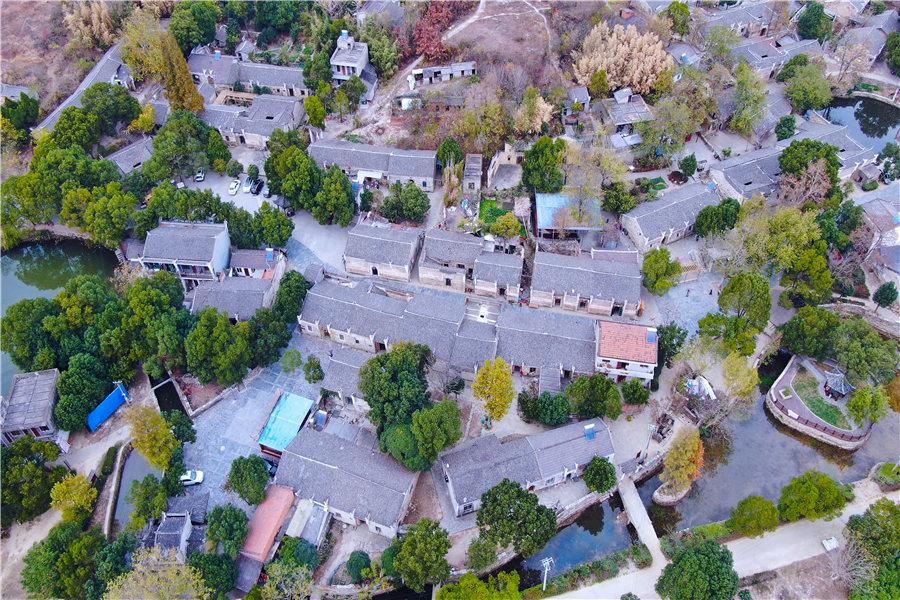 淡泊寧靜 這個村子裏有真正的詩和鄉愁