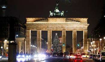 柏林聖誕氣氛濃