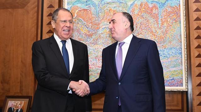 俄外長表示將致力于斡旋解決納卡問題