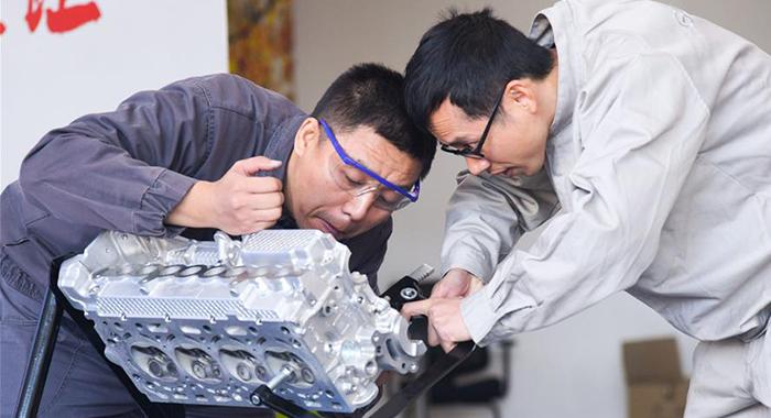 廣東舉行汽車維修技能大賽