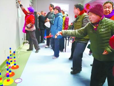 北京今年已建30家養老照料中心 160家養老驛站