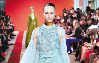 Elsa公主的裙 原來可以又仙又颯