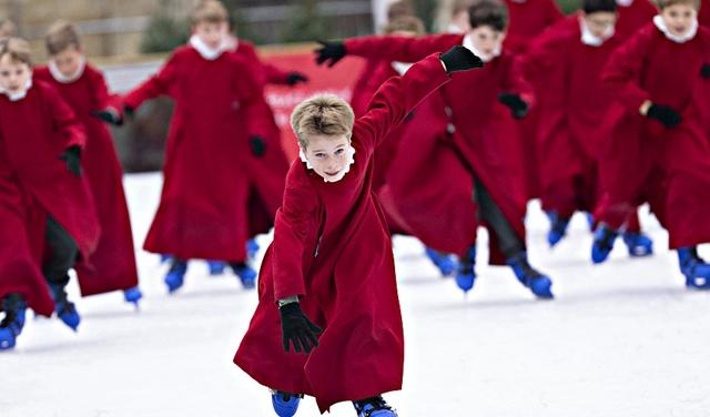 再冷也要出門撒歡 一起來看各國有趣的冬季戶外活動
