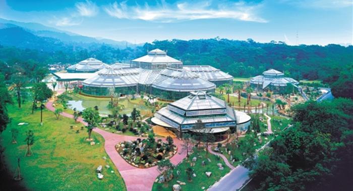 九秩華南植物園 帶著風光再出發