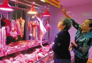 四周跌了兩成 豬肉價格有望繼續降