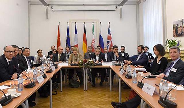 各方重申將完整、有效履行伊朗核問題全面協議