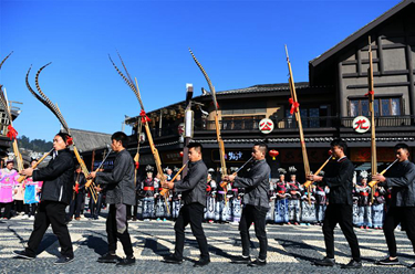 """貴州丹寨:苗族群眾歡度""""祭尤節"""""""