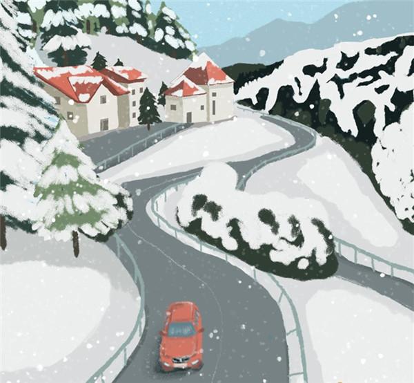 冬季行車安全注意事項 新老駕駛員都看看