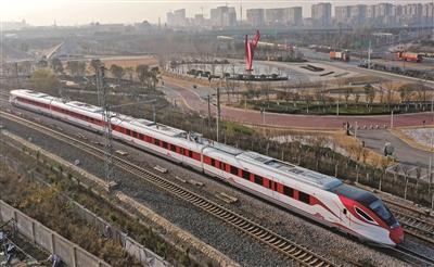 江蘇首個! 連雲港市域列車將于12月底正式開通運行