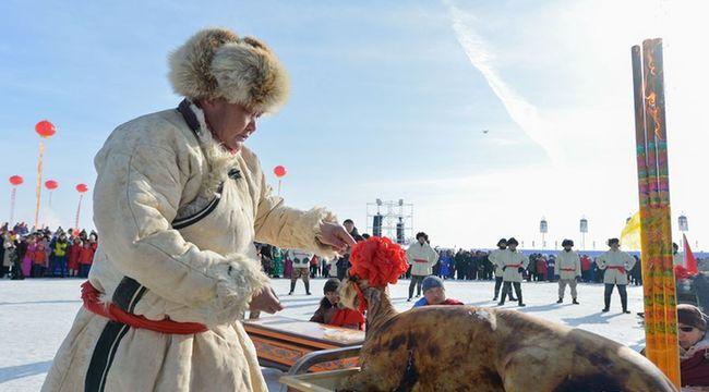 漁獵文化炫彩冬日