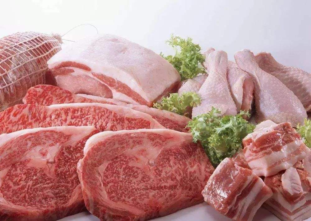 廣州肉制品庫存量 可滿足2000萬人食用50天