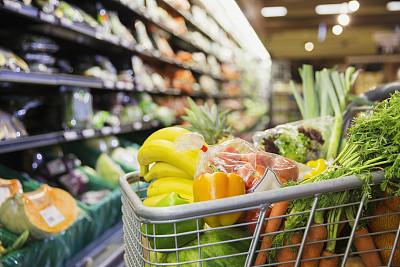 年貨從吃飽到吃好,釋放消費升級信號