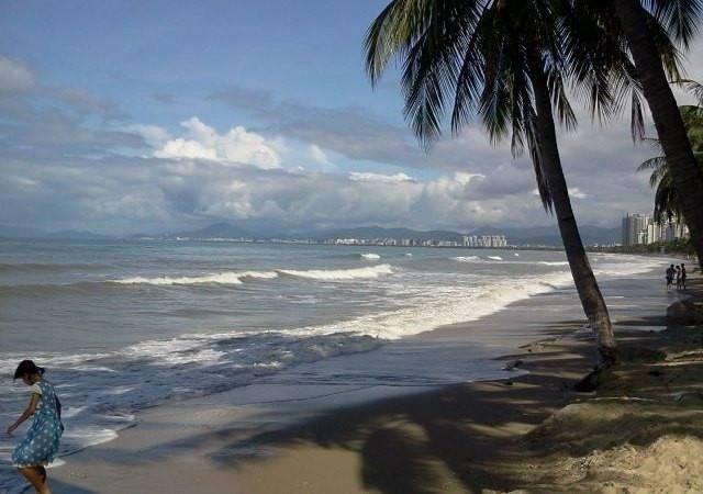 未來七天海南島大部時段天氣較好