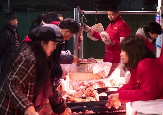 湖南投放儲備凍豬肉3000噸 你想知道的都在這
