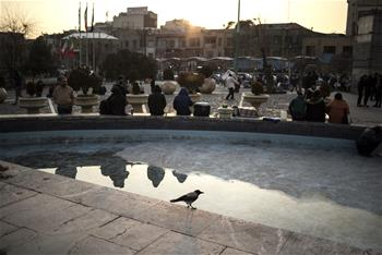 冬日德黑蘭
