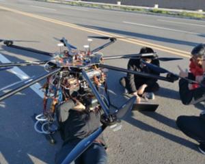 中國學者首次實現基于無人機的量子糾纏分發