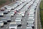 春節前後 甘肅高速公路車流量將形成3個潮汐式高峰