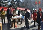 """高陵舉行文化科技衛生""""三下鄉""""集中服務活動"""