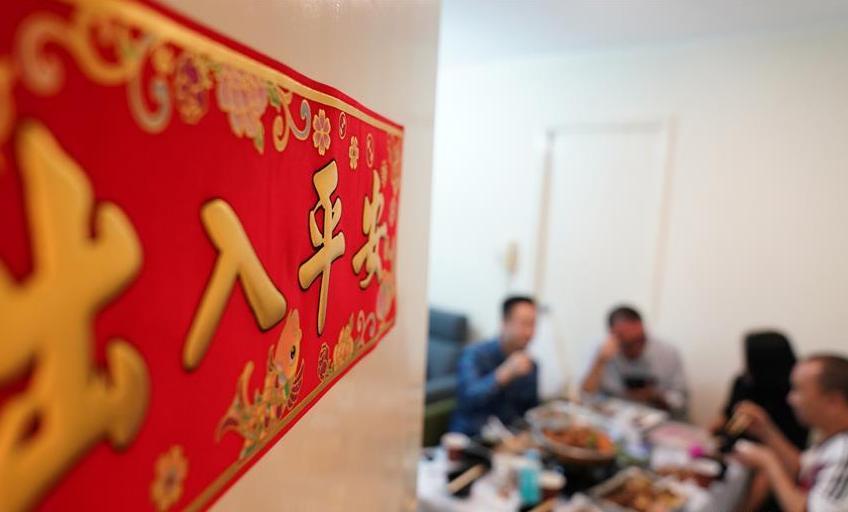 不得不提前的團年飯:香港警察的溫馨聚餐
