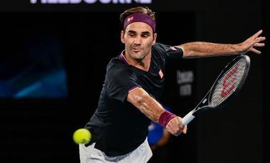 澳網綜合:費德勒險勝晉級 沃茲尼亞奇揮別賽場