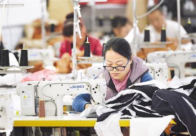 """河北省産業結構""""三二一""""態勢進一步增強"""