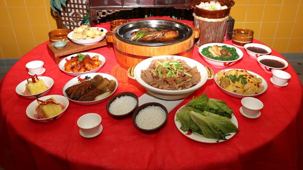 香港盆菜:融合傳統現代味 訴説千古團圓情