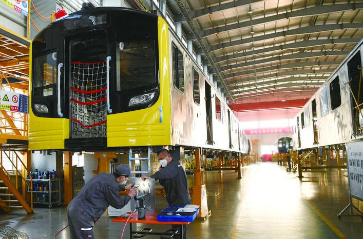 吉林省各類企業逐步復工復産