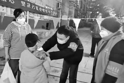 社區醫生朱浩東:做疫情防控的基層守門人