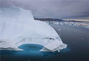 海平面持續上升 南極冰層融化或成氣候變化最大威脅