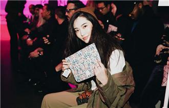 陳碧舸亮相紐約時裝周 連看三場時裝秀行程忙碌