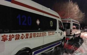 108位明星攜思源工程向武漢捐第三批負壓救護車