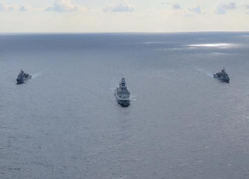 欲阻武器流入利比亞 歐盟發起海上行動
