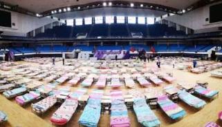 武漢方艙醫院增至12家 計劃啟用床位超兩萬張