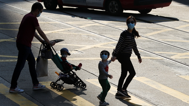 疫情下的香港:艱難卻充滿希望