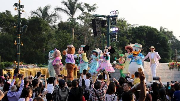 香港迪士尼2019財政年度凈虧損達1.05億港元