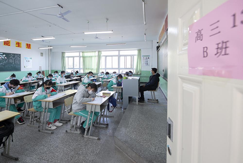 寧夏銀川:初三、高三年級恢復正常教學