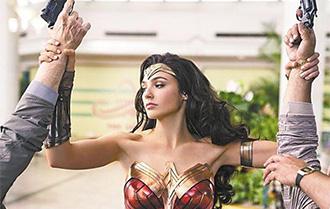 《神奇女俠2》推遲兩個月上映