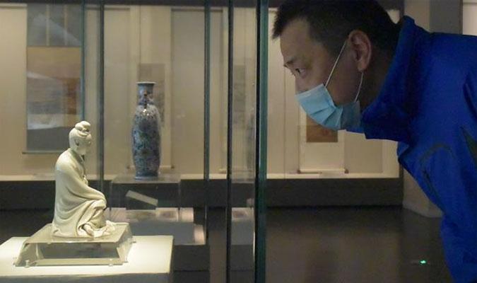 天津部分文化場館恢復有序開放