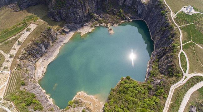 重慶渝北:加大生態修復力度 讓廢棄礦山變了樣