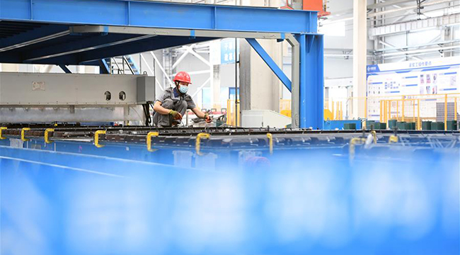 重慶永川:加快推進企業復工復産