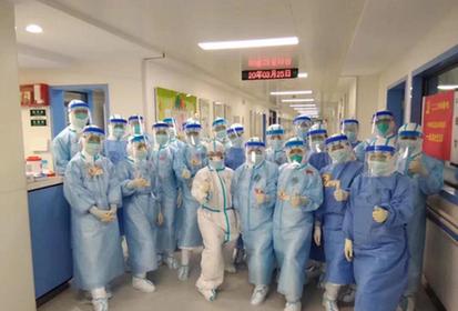 【新華網連線湖北】轉戰武漢肺科醫院,不勝不歸!