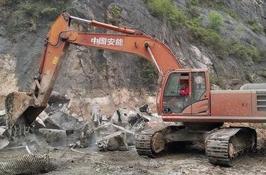 貴陽混凝土公司滑塌事件搜救結束